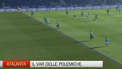 Atalanta-Napoli 0-1, la contestata rete di Mertens