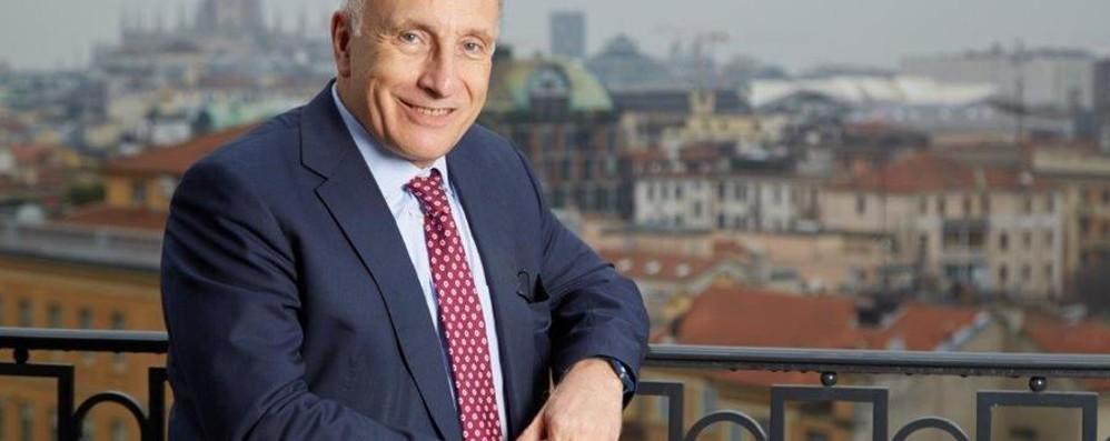 Lutto nell'imprenditoria  È morto Silvio Albini