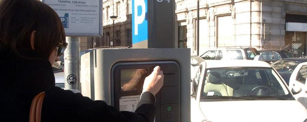 Parcometri, stop allo scambio abusivo Da lunedì scatta il ticket con la targa