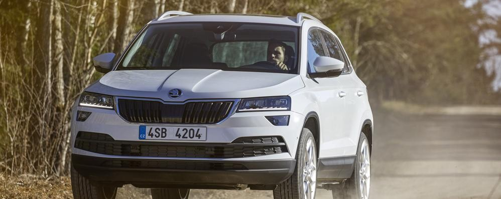 Škoda Karoq, convince la prova su strada