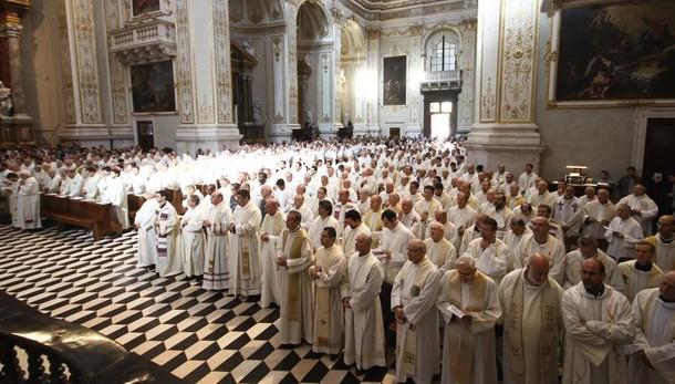 Nascono le comunità ecclesiali territoriali Ecco i 13 sacerdoti con l'incarico di guida