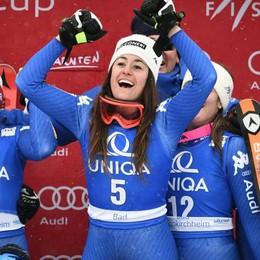 Olimpiadi invernali, tanti i bergamaschi  Tra le protagoniste Goggia e Moioli