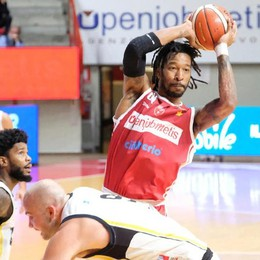 Bergamo Basket, ecco Hollis Da Varese per restare in A2