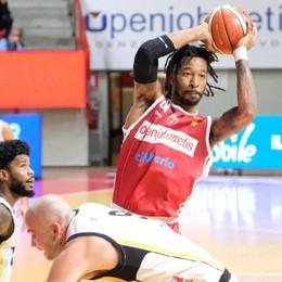 Bergamo Basket, Hollis arriva in mattinata E domenica verrà già utilizzato a Verona