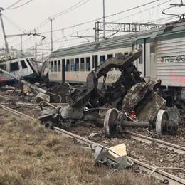 Deraglia un treno a Pioltello, tre morti Due vittime originarie di Caravaggio