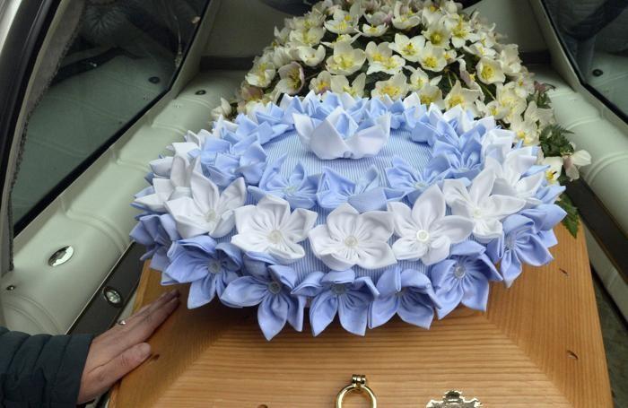 I fiori di cotone, dono dei dipendenti