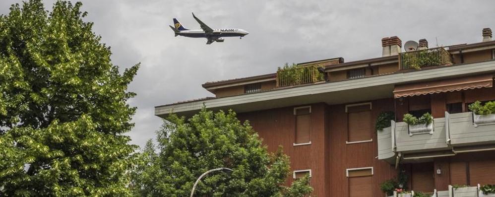 Stop agli aerei sopra Colognola Le nuove rotte entrano nella fase 2