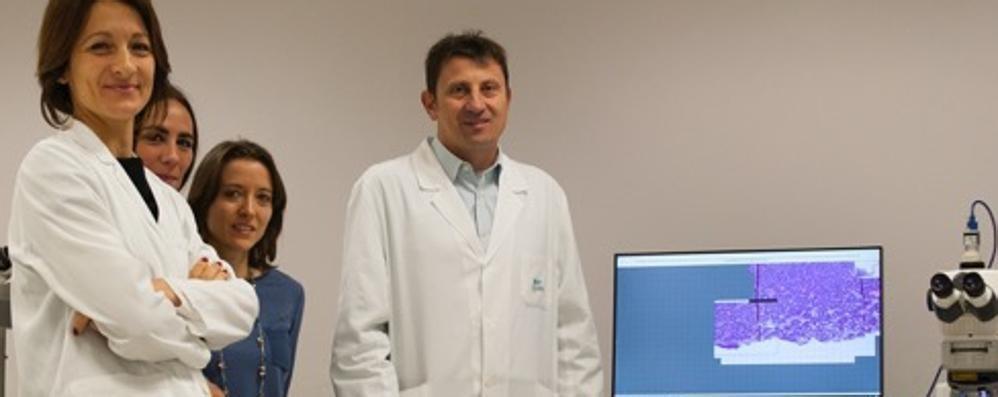 Combattere il cancro con vetrini digitali La nuova strumentazione all'ospedale
