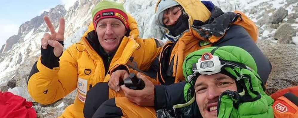 La vetta più bella di Denis Urubko Salva alpinista francese sul Nanga Parbat
