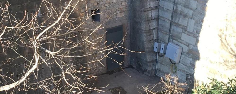 Sapevate che nelle Mura c'è un caveau? È proprio sotto porta San Giacomo