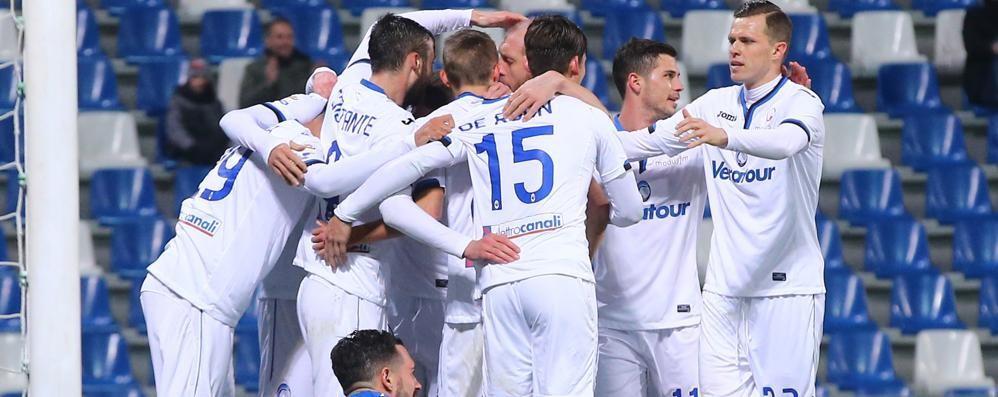 Un'Atalanta che diverte e fa risultato E ora regaliamoci il sogno Coppa Italia