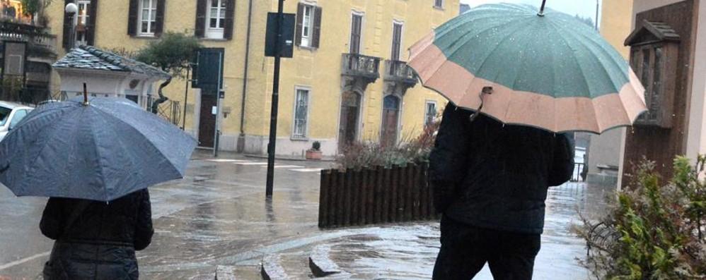 Pioggia fino all'Epifania Ma le temperature restano miti