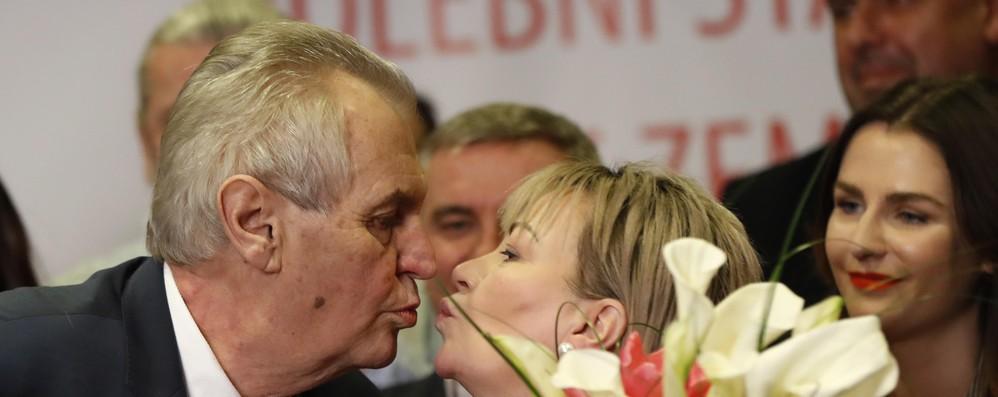 Repubblica Ceca sceglie di nuovo Zeman, populista euroscettico