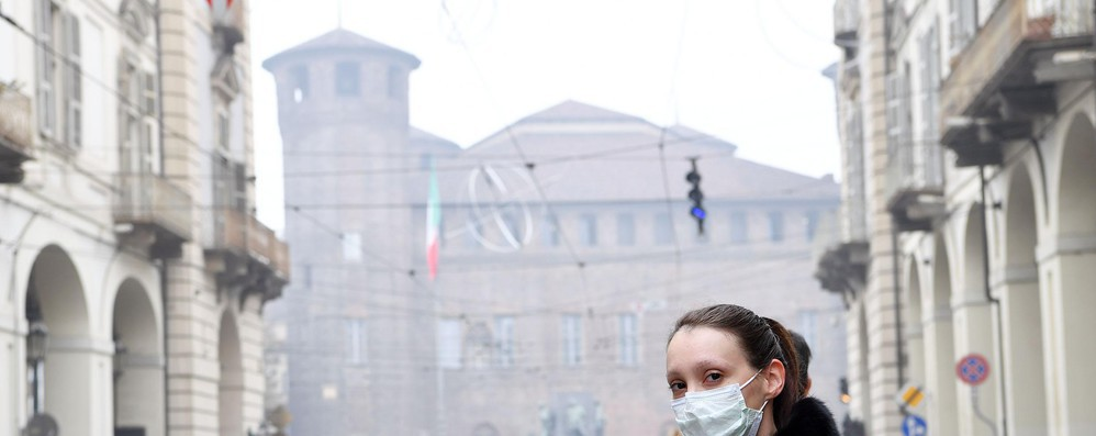 Torino, Milano e Napoli soffocano per lo smog,  tra le peggiori in Europa