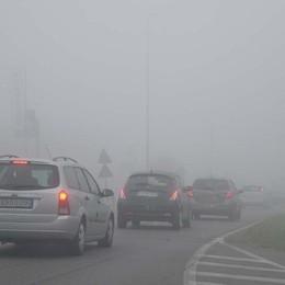 Con l'anticiclone c'è anche la nebbia Ecco cosa sapere, mercoledì la pioggia