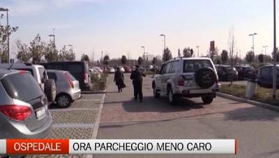Parcheggio Papa Giovanni, da giovedì sosta meno cara