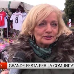 Albano - Paese in festa per la Madonna delle Rose