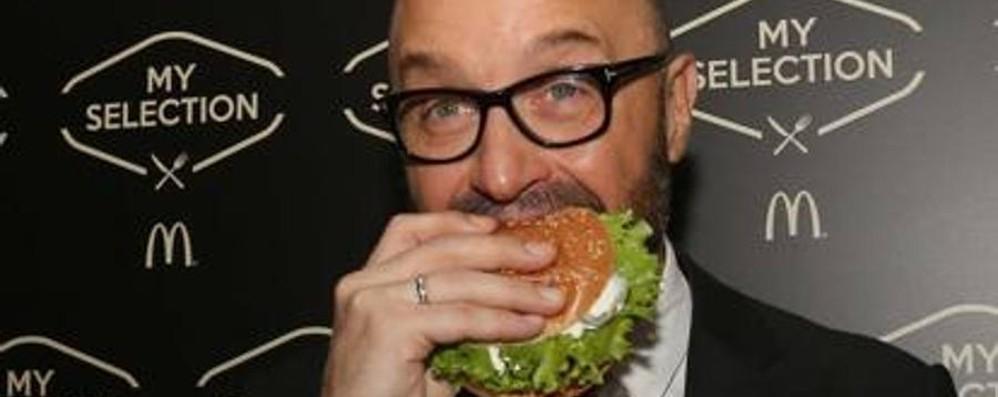 Gli hamburger di McDonald's? Italiani con ricetta di Joe Bastianich
