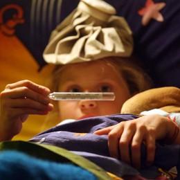 Influenza, arriva il «picco» del virus Colpirà 100 mila bergamaschi