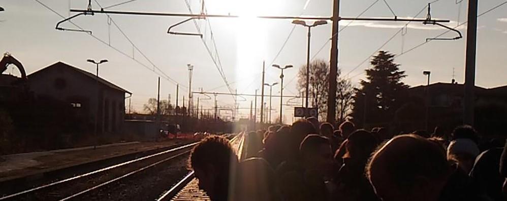 Aggressione a bordo del Brescia-Cremona Raccolta firme per il capotreno licenziato