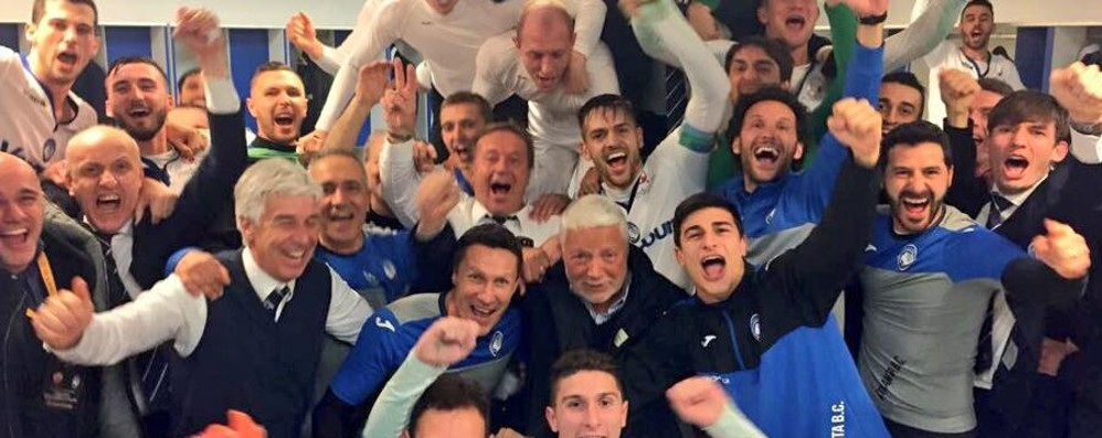 L'Atalanta espugna anche l'Olimpico Roma battuta 1-2, impresa nerazzurra