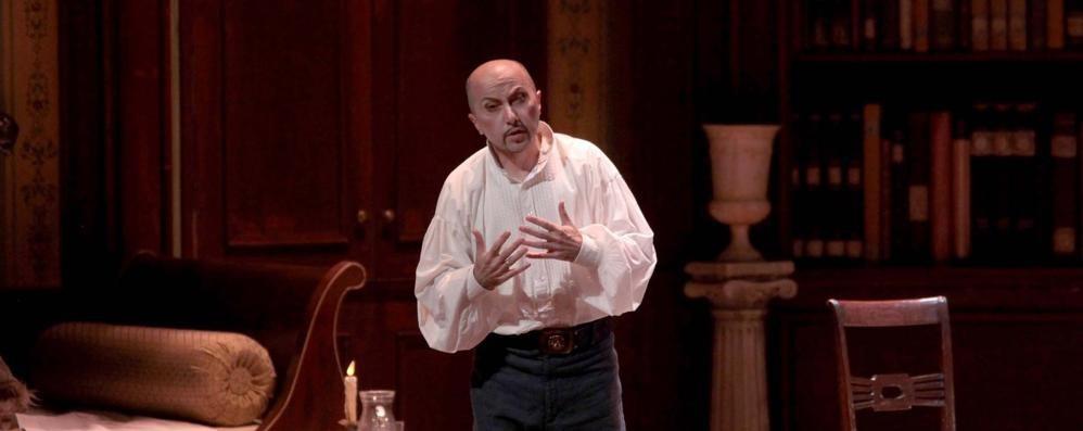 Al teatro Don Bosco l'opera «Pagliacci»