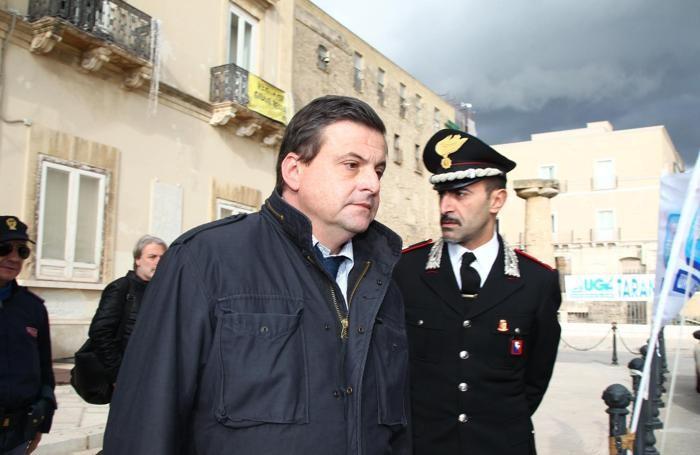 Il ministro Calenda