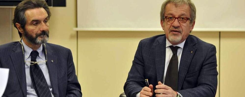 «Decisione personale e autonoma» Maroni lascia, il candidato sarà  Fontana