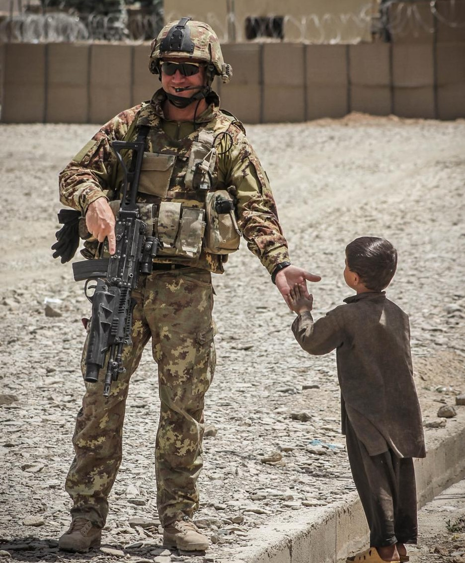 Afghanistan foto di Beppe Firmani