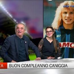 Caniggia telefona a Mondonico «Bergamo la mia città preferita»