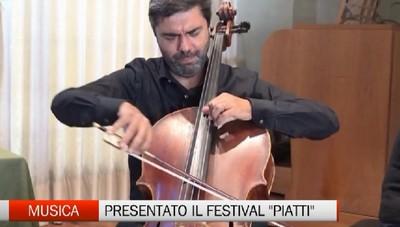 Musica - Presentato il Festival violoncellistico Alfredo Piatti