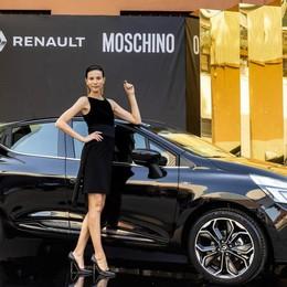 Renault Clio, anteprima della versione Moschino