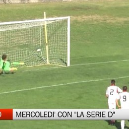 Calcio dilettanti, mercoledì con La serie D su Bergamo Tv