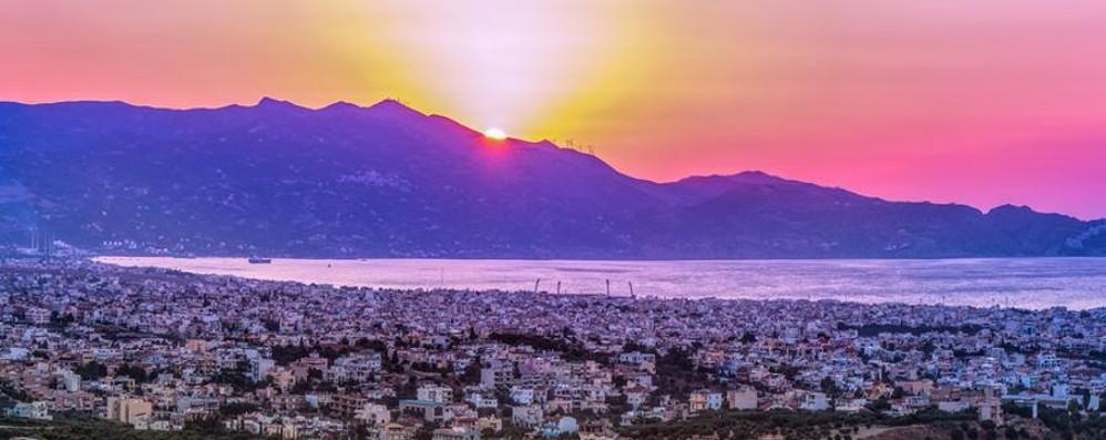 Nuova rotta Ryanair verso Creta In estate si volerà a Heraklion