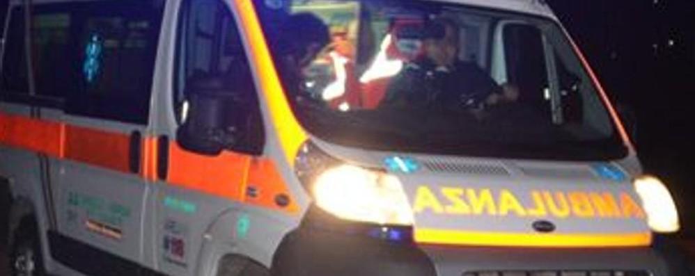 Schianto in moto: muore un 37enne L'incidente nella notte in via Pitentino