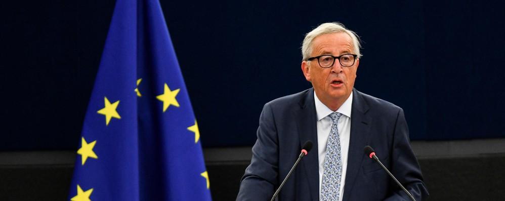 Juncker apre settimana europea Regioni, 'ostacolare marcia dei nazionalisti stupidi'