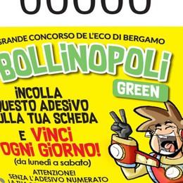 Bollinopoli, ecco  cartelle e memo stick Tanti premi per il concorso al via lunedì