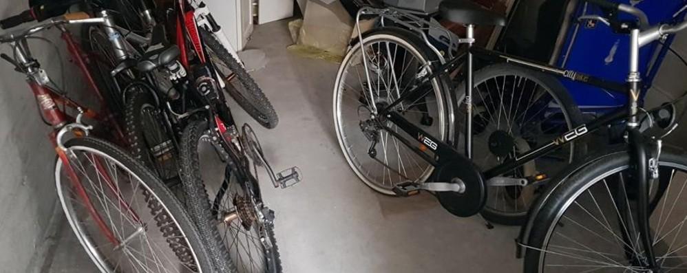 Ruba bici e minaccia i proprietari Caravaggio, inseguito e arrestato 20enne