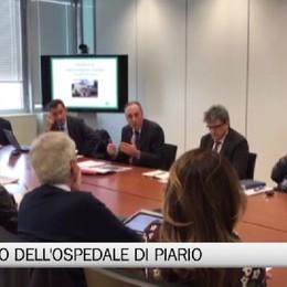 Alta Val Seriana, il futuro dell'ospedale di Piario