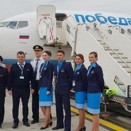 Anche San Pietroburgo più vicina A Orio inaugurato il nuovo volo