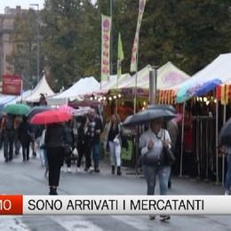 Bergamo - Sono arrivati i Mercatanti