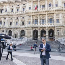 Bossetti, conclusa l'udienza Attesa per il verdetto, arriverà stasera
