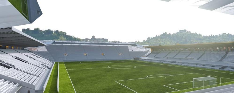 Concluso l'iter del nuovo stadio Cantiere al via da maggio 2019