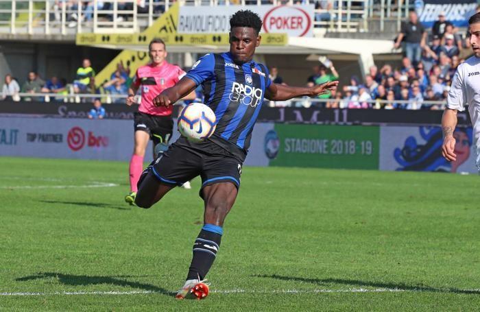 07 Ottobre 2018 SERIE A Atalanta-Sampdoria Zapata