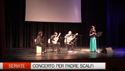 Gli struggenti canti spagnoli per ricordare l'amico padre Scalfi