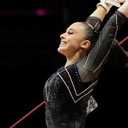 Giorgia Villa, ragazza d'oro e d'argento La bergamasca trionfa alle Olimpiadi