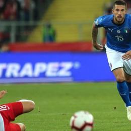 Nations League:1-0 contro la Polonia Biraghi la spunta in zona Cesarini