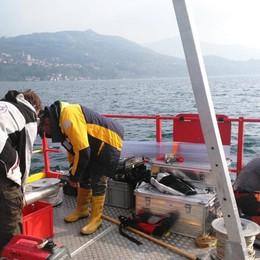 Team di geologi francesi nel Sebino «Dai fondali la storia di 20.000 anni fa»