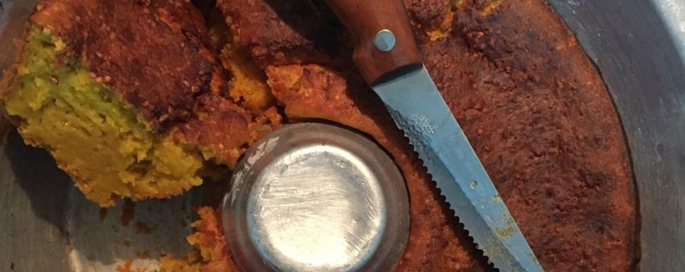 Dolcezze invernali La torta di zucca