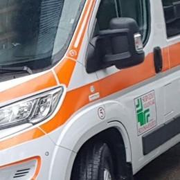 Val Seriana, lunghe code sul provinciale Rallentamenti per un incidente d'auto
